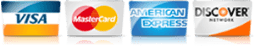 For AC in Shreveport LA, we accept most major credit cards.